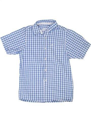 Chemise manches courtes garçon PRIMARK bleu 9 ans été #1330725_1