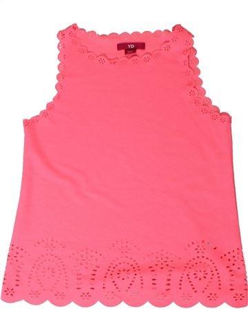 T-shirt sans manches fille PRIMARK rose 11 ans été #1330818_1