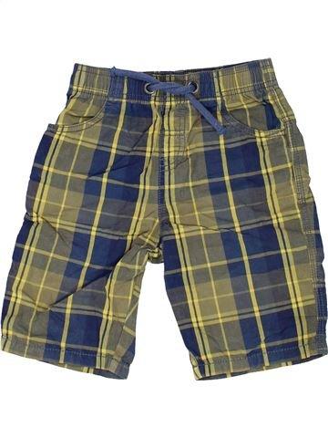 Short - Bermuda garçon TU vert 5 ans été #1330825_1