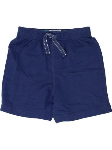Short - Bermuda garçon TU bleu 4 ans été #1330883_1