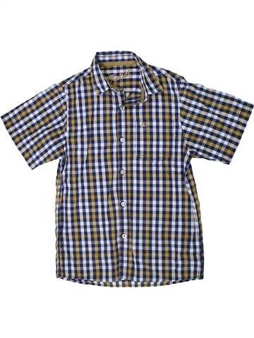 Chemise manches courtes garçon PRIMARK gris 10 ans été #1330923_1