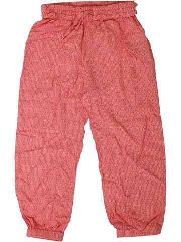 Pantalon fille NUTMEG rose 5 ans été #1331009_1