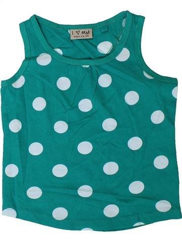 T-shirt sans manches fille NEXT vert 2 ans été #1331068_1