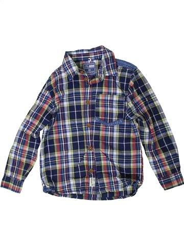 Camisa de manga larga niño NAME IT azul 6 años invierno #1331073_1