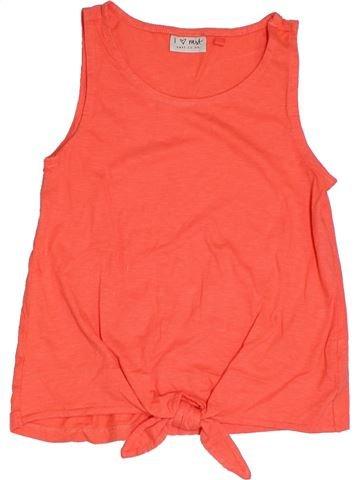 T-shirt sans manches fille NEXT rose 9 ans été #1331138_1