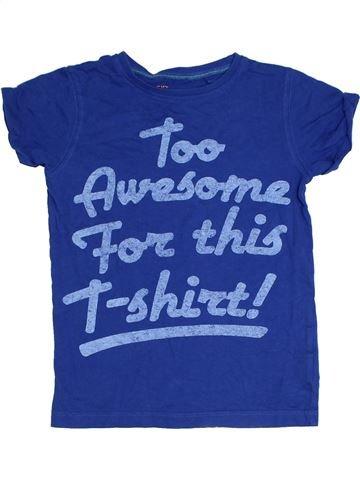 T-shirt manches courtes garçon NEXT bleu 6 ans été #1331146_1