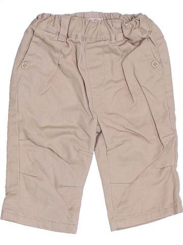 Pantalon garçon MAMAS & PAPAS gris naissance été #1331231_1