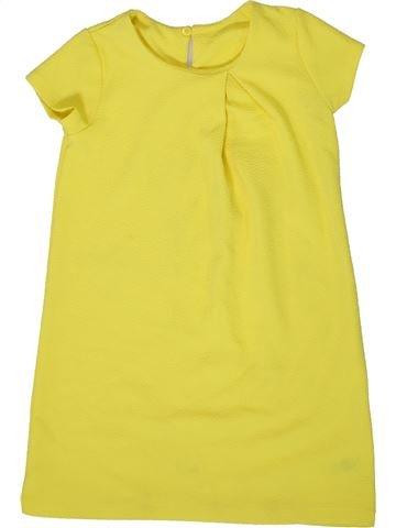 Vestido niña DUNNES STORES amarillo 7 años verano #1331237_1