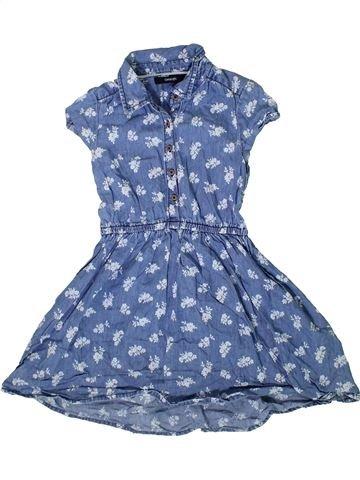 Robe fille GEORGE bleu 7 ans été #1331240_1