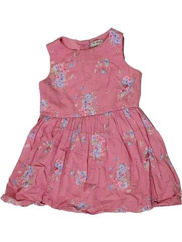 Robe fille NEXT rose 3 ans été #1331278_1