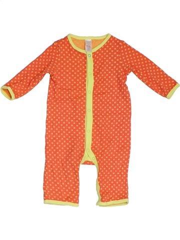 Combinaison longue unisexe MINI CLUB orange 6 mois hiver #1331291_1
