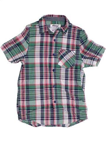 Chemise manches courtes garçon PRIMARK gris 8 ans été #1331302_1