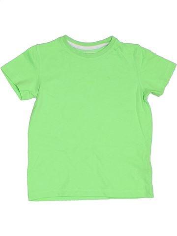 T-shirt manches courtes garçon NEXT vert 4 ans été #1331314_1