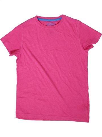 T-shirt manches courtes fille NEXT rose 9 ans été #1331438_1
