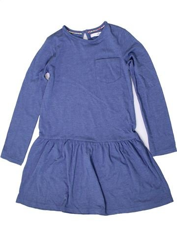 Robe fille MARKS & SPENCER bleu 7 ans été #1331475_1