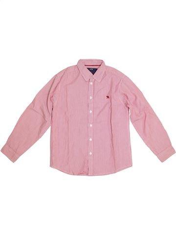 Camisa de manga larga niño CFK rosa 10 años invierno #1331522_1