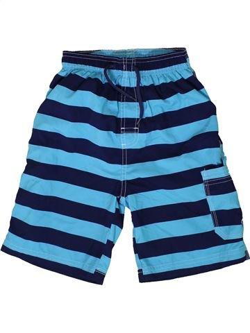 Maillot de bain garçon TU bleu 8 ans été #1331632_1