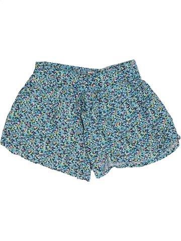 Short - Bermuda fille ZARA bleu 4 ans été #1331763_1