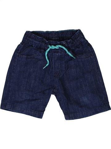 Short - Bermuda garçon H&M bleu 3 ans été #1331775_1