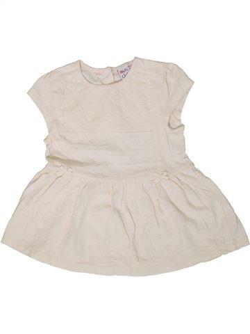 Vestido niña MINI CLUB blanco 6 años verano #1331805_1