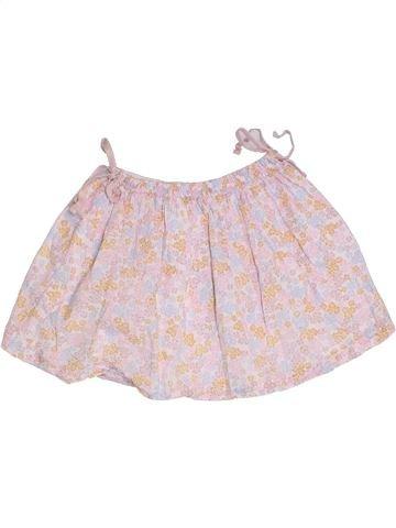 Falda niña MONOPRIX rosa 8 años verano #1331941_1