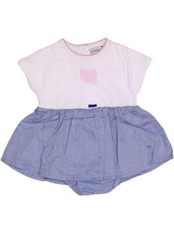 Vestido niña JEAN BOURGET azul 9 meses verano #1332419_1