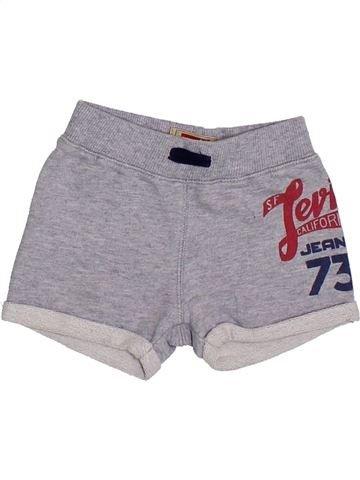 Short - Bermuda garçon LEVI'S gris 6 mois été #1332557_1