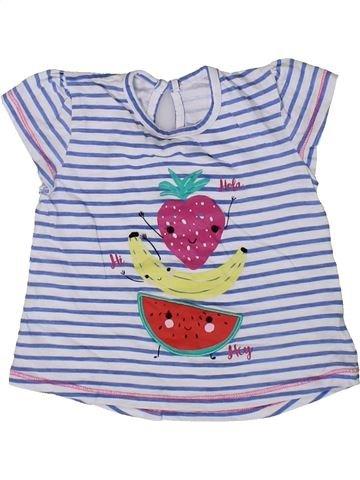 T-shirt manches courtes fille DUNNES STORES gris 2 ans été #1332573_1