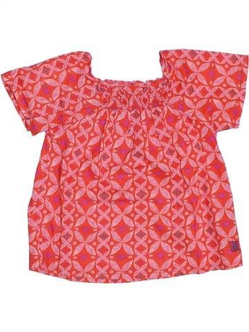 Blusa de manga corta niña LA COMPAGNIE DES PETITS rosa 4 años verano #1333065_1