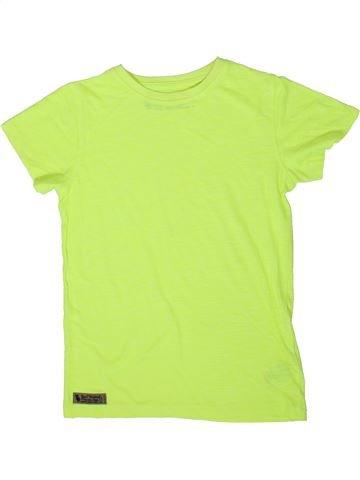 T-shirt manches courtes garçon NEXT vert 7 ans été #1333395_1