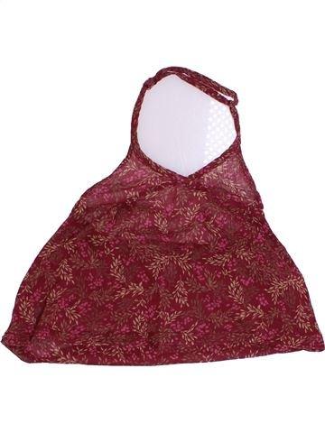 Blusa de manga corta niña CAPTAIN TORTUE marrón 6 años verano #1333773_1