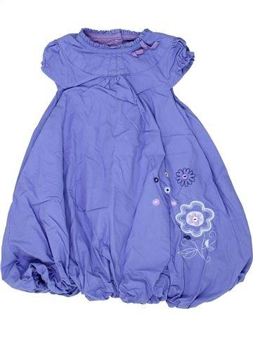 Robe fille CADET ROUSSELLE violet 3 ans hiver #1334151_1