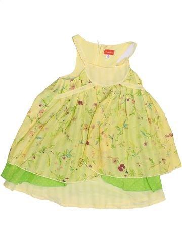Robe fille MARÈSE vert 3 ans été #1334479_1