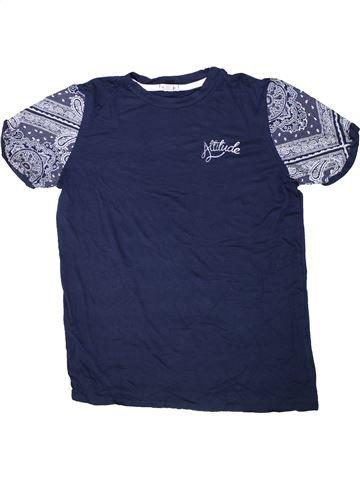Camiseta de manga corta niño RIVER ISLAND azul 12 años verano #1334551_1