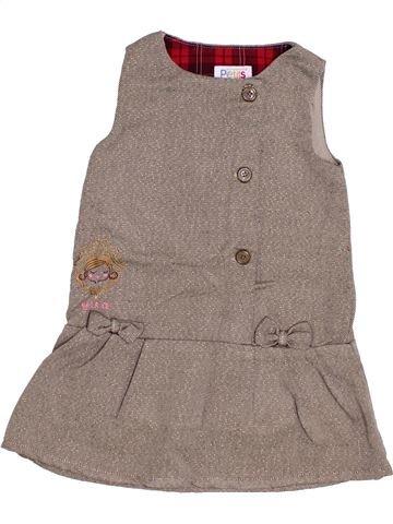 Vestido niña LA COMPAGNIE DES PETITS marrón 2 años invierno #1334925_1
