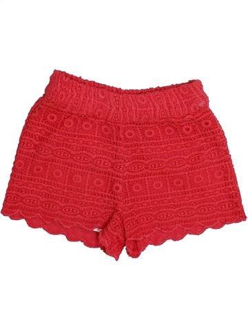 Short-Bermudas niña ORCHESTRA rojo 2 años verano #1335200_1