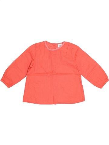 Blusa de manga larga niña TAPE À L'OEIL rosa 3 años invierno #1335321_1