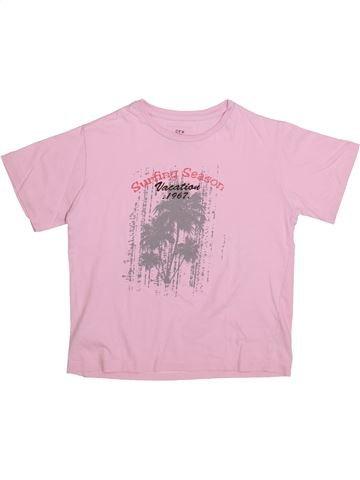 Camiseta de manga corta niño CFK rosa 8 años verano #1335464_1