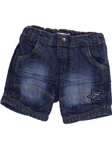Short - Bermuda garçon DPAM bleu 3 mois été #1335596_1