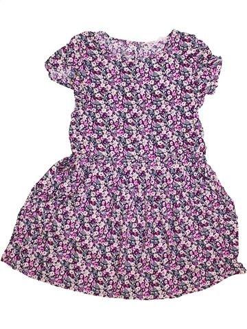 Robe fille H&M violet 10 ans été #1335884_1