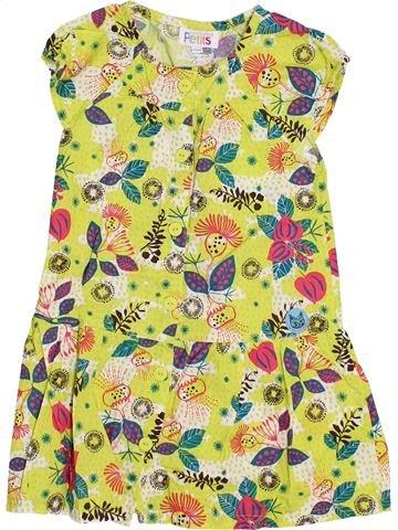 Vestido niña LA COMPAGNIE DES PETITS verde 2 años verano #1336016_1