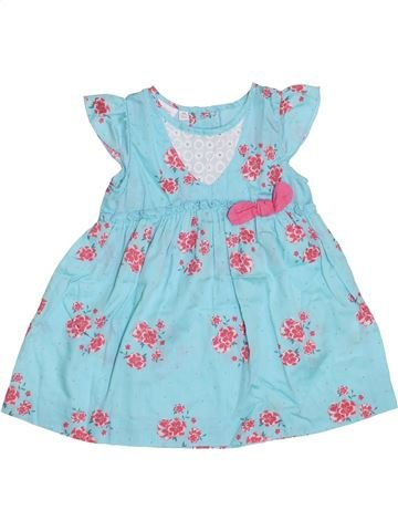 Vestido niña NOUKIE'S azul 9 meses verano #1336832_1