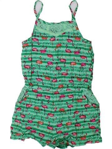 Combinación corta niña TU verde 7 años verano #1336897_1