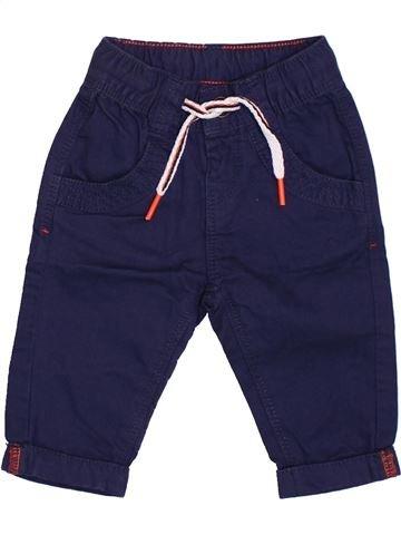 Pantalón niño GENERATION Z azul 3 meses invierno #1337723_1