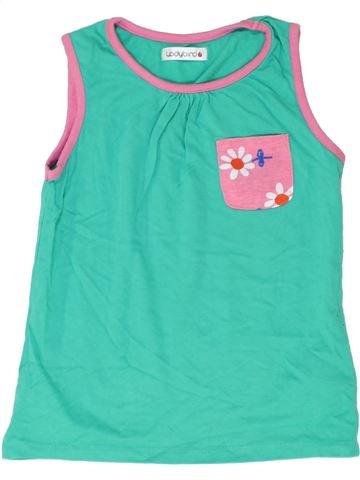 T-shirt sans manches fille LADYBIRD vert 6 ans été #1337924_1