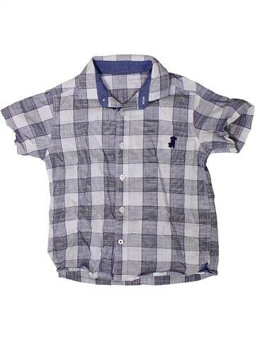 Camisa de manga corta niño JASPER CONRAN gris 4 años verano #1338075_1