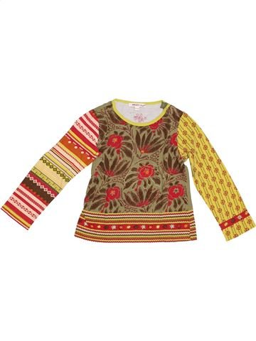 Camiseta de manga larga niña KENZO marrón 5 años invierno #1338575_1