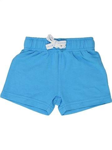 Short - Bermuda garçon MARKS & SPENCER bleu 18 mois été #1339090_1