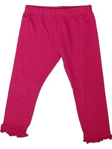 Legging niña MINI CLUB rosa 3 años verano #1339404_1