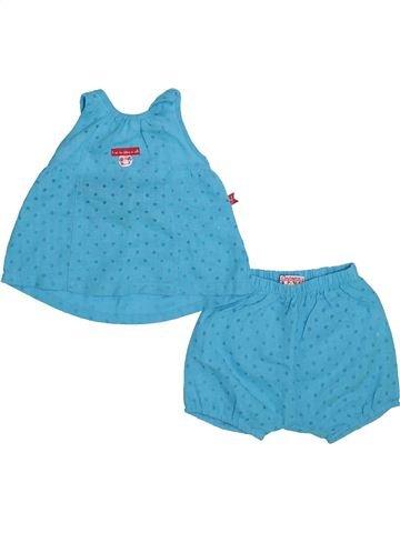 Conjunto niña LA COMPAGNIE DES PETITS azul 3 meses verano #1339515_1